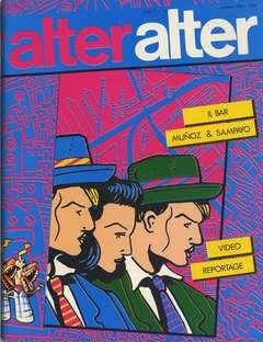Copertina ALTER LINUS n.130 - OTTOBRE 1984 - ALTER ALTER, MILANO LIBRI EDIZIONI