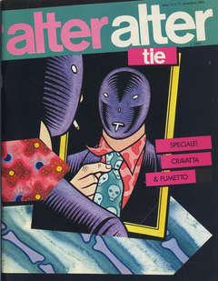 Copertina ALTER LINUS n.131 - NOVEMBRE 1984 - ALTER ALTER, MILANO LIBRI EDIZIONI