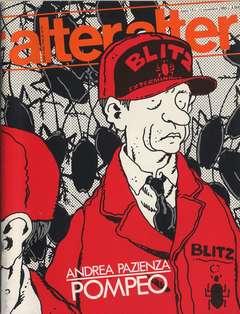 Copertina ALTER LINUS n.143 - NOVEMBRE 1985 - ALTER ALTER, MILANO LIBRI EDIZIONI