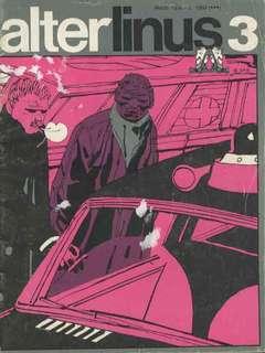 Copertina ALTER LINUS n.27 - MARZO 1976, MILANO LIBRI EDIZIONI