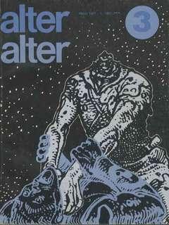Copertina ALTER LINUS n.39 - MARZO 1977 - ALTER ALTER, MILANO LIBRI EDIZIONI
