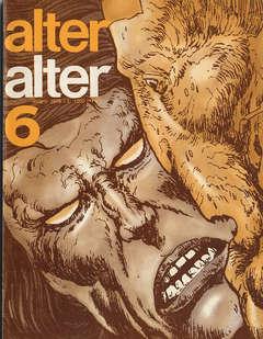 Copertina ALTER LINUS n.54 - GIUGNO 1978 - ALTER ALTER, MILANO LIBRI EDIZIONI