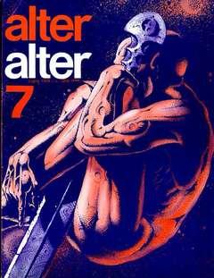 Copertina ALTER LINUS n.55 - LUGLIO 1978 - ALTER ALTER, MILANO LIBRI EDIZIONI
