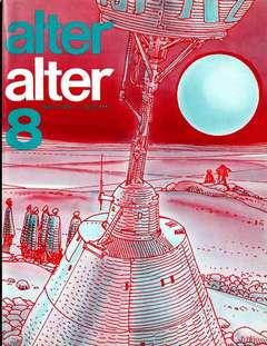 Copertina ALTER LINUS n.56 - AGOSTO 1978 - ALTER ALTER, MILANO LIBRI EDIZIONI