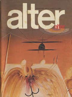 Copertina ALTER LINUS n.62 - FEBBRAIO 1979 - ALTER ALTER, MILANO LIBRI EDIZIONI