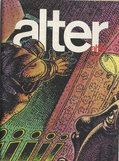 Copertina ALTER LINUS n.74 - CON ALLEGATO FEBBRAIO 1980 - ALTER ALTER, MILANO LIBRI EDIZIONI