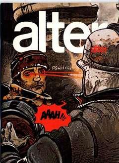 Copertina ALTER LINUS n.83 - NOVEMBRE 1980 - ALTER ALTER, MILANO LIBRI EDIZIONI