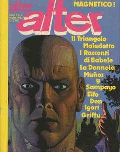 Copertina ALTER LINUS n.99 - MARZO 1982 - ALTER ALTER, MILANO LIBRI EDIZIONI