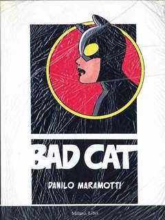 Copertina BAD CAT n. - BAD CAT, MILANO LIBRI EDIZIONI