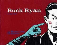 Copertina BUCK RYAN n. - MINITRUFFA, MILANO LIBRI EDIZIONI