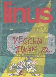Copertina LINUS n.119 - 1975 ANNO 11 - Nø 2, MILANO LIBRI EDIZIONI