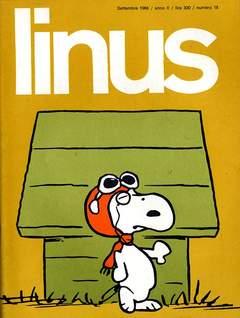 Copertina LINUS n.18 - 1966 ANNO 2 - Nø18, MILANO LIBRI EDIZIONI