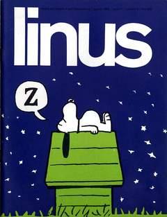Copertina LINUS n.5 - 1965 ANNO 1 - nø 5, MILANO LIBRI EDIZIONI