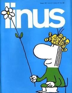 Copertina LINUS n.27 - 1967 ANNO 3 - Nø27, MILANO LIBRI EDIZIONI