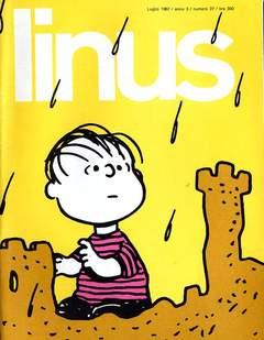 Copertina LINUS n.28 - 1967 ANNO 3 - Nø28, MILANO LIBRI EDIZIONI