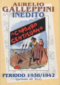 Copertina AURELIO GALLEPPINI INEDITO n.2 - PERIODO 1938/1942, MILONE EDITORE