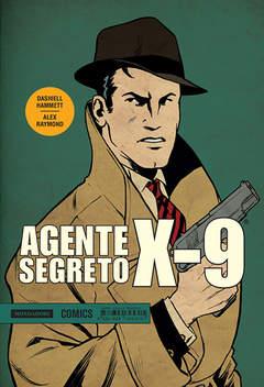 Copertina AGENTE SEGRETO X-9 n.1 - AGENTE SEGRETO X-9: GENNAIO 1934 - NOVEMBRE 1935, MONDADORI COMICS