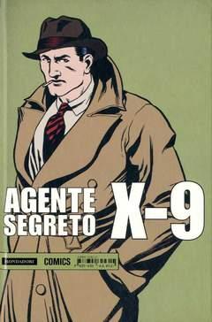 Copertina AGENTE SEGRETO X-9 n.2 - NOVEMBRE 1935 - APRILE 1938, MONDADORI COMICS