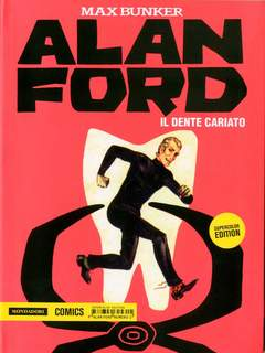 Copertina ALAN FORD SUPERCOLOR EDITION n.2 - ALAN FORD SUPERCOLOR EDITION VOL.02, MONDADORI COMICS