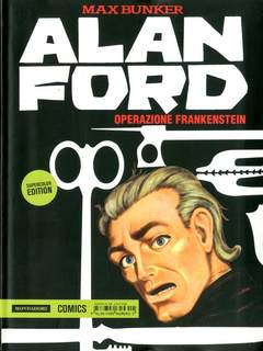 Copertina ALAN FORD SUPERCOLOR EDITION n.3 - ALAN FORD SUPERCOLOR EDITION VOL.03, MONDADORI COMICS