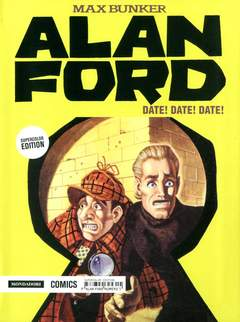 Copertina ALAN FORD SUPERCOLOR EDITION n.5 - ALAN FORD SUPERCOLOR EDITION VOL.05, MONDADORI COMICS