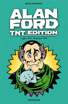 Copertina ALAN FORD - TNT EDITION n.11 - ALAN FORD - TNT EDITION VOL.11, MONDADORI COMICS