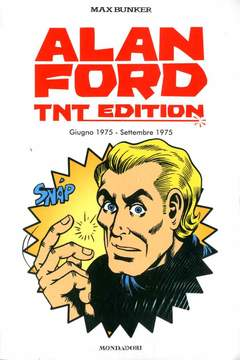 Copertina ALAN FORD - TNT EDITION n.13 - ALAN FORD - TNT EDITION VOL.13, MONDADORI COMICS