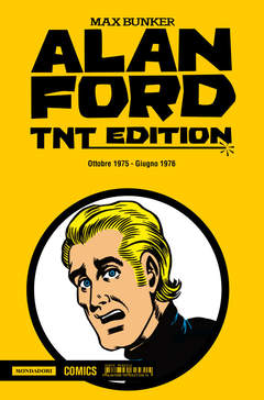 Copertina ALAN FORD - TNT EDITION n.14 - ALAN FORD - TNT EDITION VOL.14, MONDADORI COMICS