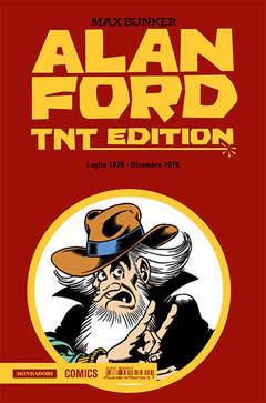 Copertina ALAN FORD - TNT EDITION n.15 - ALAN FORD - TNT EDITION VOL.15, MONDADORI COMICS