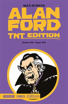 Copertina ALAN FORD - TNT EDITION n.18 - ALAN FORD - TNT EDITION VOL.18, MONDADORI COMICS