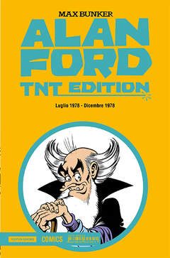Copertina ALAN FORD - TNT EDITION n.19 - ALAN FORD - TNT EDITION VOL.19, MONDADORI COMICS