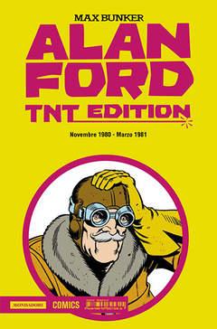 Copertina ALAN FORD - TNT EDITION n.24 - ALAN FORD - TNT EDITION VOL.24, MONDADORI COMICS