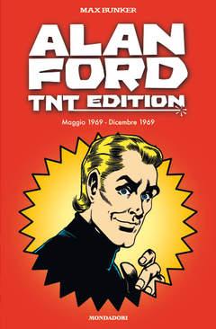 Copertina ALAN FORD - TNT EDITION n.1 - ALAN FORD - TNT EDITION VOL.1, MONDADORI COMICS