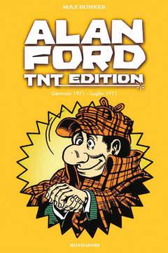 Copertina ALAN FORD - TNT EDITION n.4 - ALAN FORD - TNT EDITION VOL.4, MONDADORI COMICS