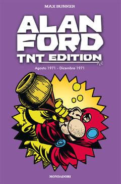 Copertina ALAN FORD - TNT EDITION n.5 - ALAN FORD - TNT EDITION VOL.5, MONDADORI COMICS