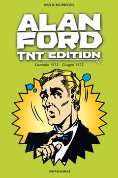 Copertina ALAN FORD - TNT EDITION n.6 - ALAN FORD - TNT EDITION VOL.6, MONDADORI COMICS