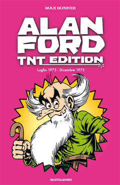 Copertina ALAN FORD - TNT EDITION n.9 - ALAN FORD - TNT EDITION VOL.9, MONDADORI COMICS