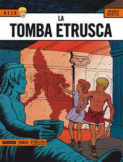 Copertina ALIX n.1 - ALIX VOL.01: LA TOMBA ETRUSCA, MONDADORI COMICS
