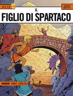 Copertina ALIX n.2 - ALIX VOL.02: IL FIGLIO DI SPARTACO, MONDADORI COMICS