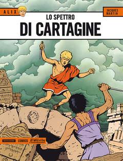 Copertina ALIX n.8 - ALIX VOL.08: LO SPETTRO DI CARTAGINE, MONDADORI COMICS