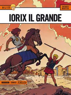 Copertina ALIX n.9 - ALIX VOL.09: IORIX IL GRANDE, MONDADORI COMICS