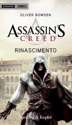 Copertina ASSASSIN'S CREED n.1 - ASSASSIN'S CREED VOL.01: RINASCIMENTO, MONDADORI COMICS