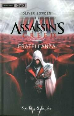 Copertina ASSASSIN'S CREED n.2 - ASSASSIN'S CREED VOL.02: FRATELLANZA, MONDADORI COMICS