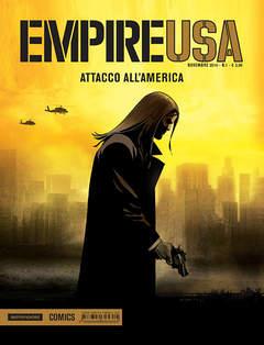 Copertina EMPIRE USA n.1 - EMPIRE USA VOL.1: ATTACCO ALL'AMERICA, MONDADORI COMICS