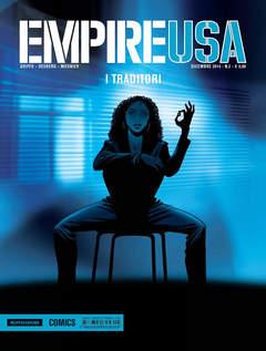 Copertina EMPIRE USA n.2 - EMPIRE USA VOL.2: I TRADITORI, MONDADORI COMICS