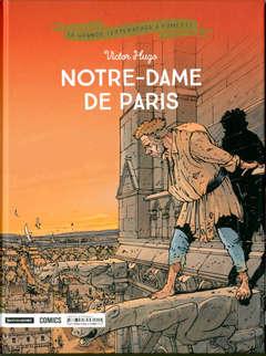 Copertina GRANDE LETTERATURA A FUMETTI n.9 - NOTRE-DAME DE PARIS, MONDADORI COMICS