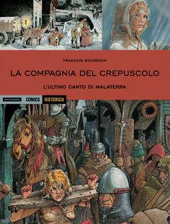 Copertina HISTORICA n.58 - LA COMPAGNIA DEL CREPUSCOLO 2, MONDADORI COMICS
