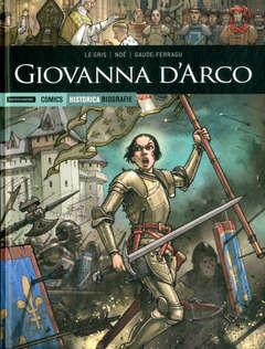 Copertina HISTORICA BIOGRAFIE n.13 - GIOVANNA D'ARCO, MONDADORI COMICS