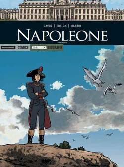 Copertina HISTORICA BIOGRAFIE n.22 - NAPOLEONE (m4), MONDADORI COMICS