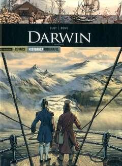 Copertina HISTORICA BIOGRAFIE n.24 - DARWIN 1, MONDADORI COMICS